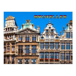 Bruselas 02B Postal