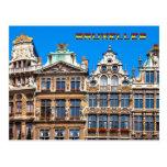 Bruselas 02B Postales