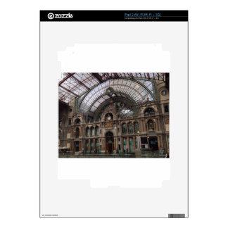 Bruselas Calcomanía Para El iPad 2