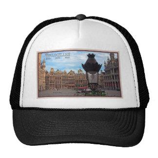 Bruselas - el lugar magnífico gorras