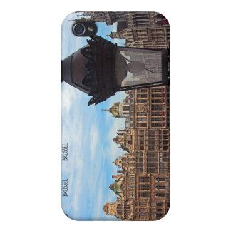 Bruselas - el lugar magnífico iPhone 4/4S carcasa