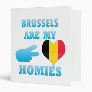 Bruselas es mi Homies