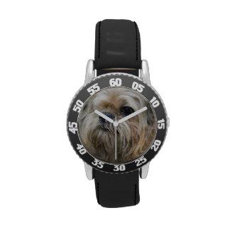 Bruselas Griffon Reloj De Mano