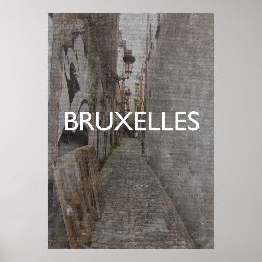 Bruselas Impresiones