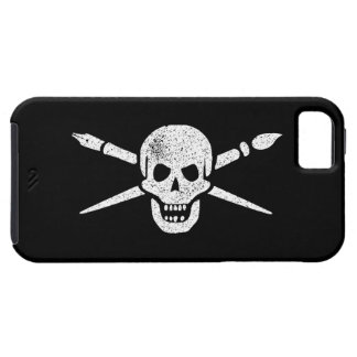 Brush and Bones iPhone 5 Covers