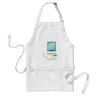 Brush Before Bed Standard Apron