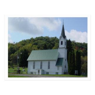 Brush Creek Wisconsin Postcard