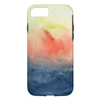 Brush Fire Watercolor iPhone 8/7 Case