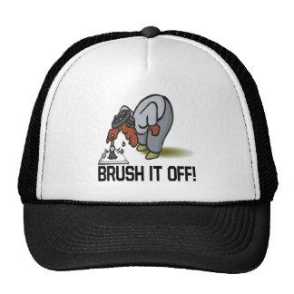 Brush It Off Trucker Hat