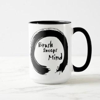Brush Sweeps Mind Mug