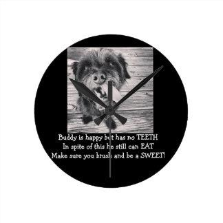 Brush Your Teeth Clock
