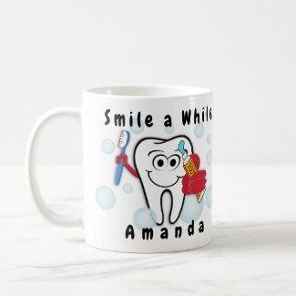 Brush Your Teeth Mug