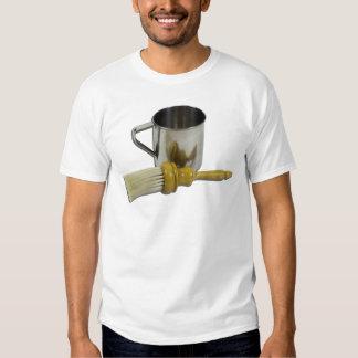 BrushAndMug090411 Camisas