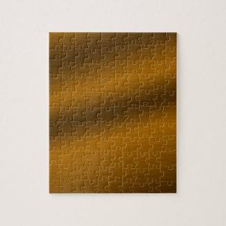 Brushed Bronze Background Jigsaw Puzzles