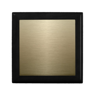 Brushed Bronze Gift Boxes