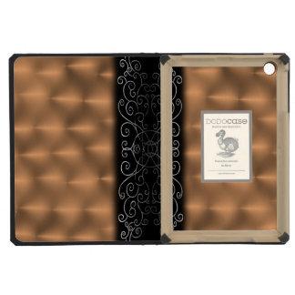 Brushed Copper Look iPad Mini Cover