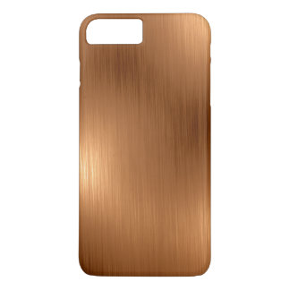 Brushed Copper Look iPhone 8 Plus/7 Plus Case