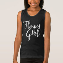 Brushed Flower Girl Shirt in Custom Color