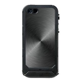 Brushed Metal Atlas ID™ iPhone 5/5s Case Carcasa De Iphone 5 Incipio Atlas Id