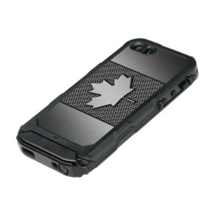 huge discount 4dc48 a6f58 Canada Maple Leaf Incipio Electronics | Zazzle