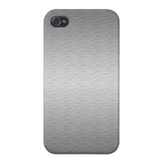 Brushed Metal Case For iPhone 4