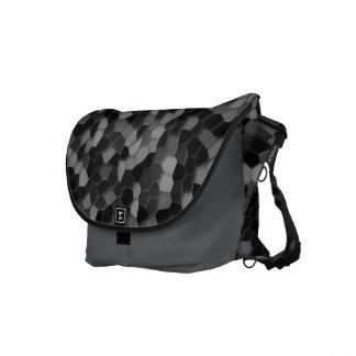 Brushed Metal Digital Camo Courier Bag