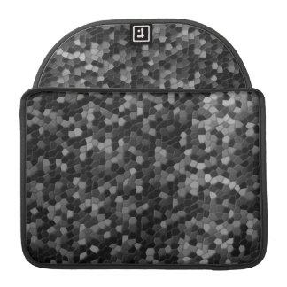 Brushed Metal Digital Camo Sleeve For MacBooks