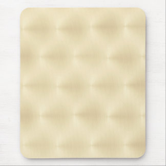 Brushed Metal - Gold Background Mousepads