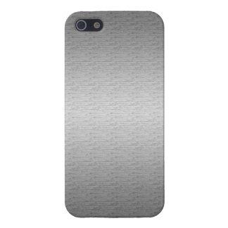 Brushed Metal iPhone SE/5/5s Case