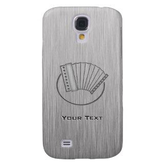 Brushed metal-look Accordion HTC Vivid / Raider 4G Cover