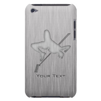Brushed Metal-look High Jump iPod Touch Case-Mate Case