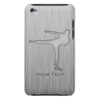 Brushed Metal-look Martial Arts Barely There iPod Cover