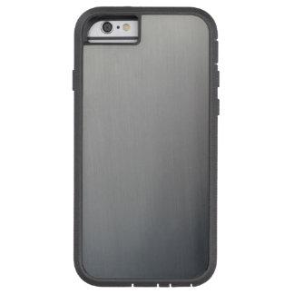 Brushed Metal Tough Xtreme iPhone 6 Case