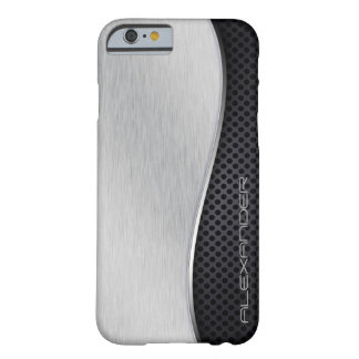 Brushed Nickel | Favorite Colors Barely There iPhone 6 Case