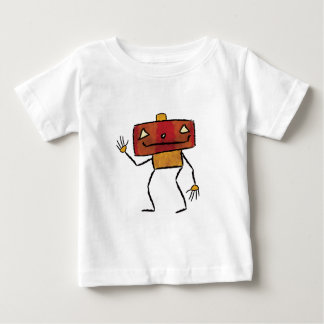Brushed Robots - Vol 2: Jackbot Baby T-Shirt