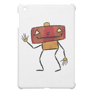 Brushed Robots - Vol 2 Jackbot iPad Mini Case