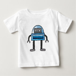 Brushed Robots - Vol 3: Frostybot Baby T-Shirt