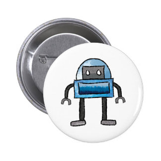 Brushed Robots - Vol 3: Frostybot Button