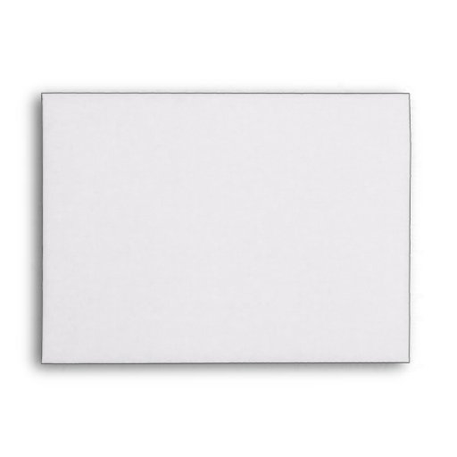 Brushed Silver Metal Textured Envelopes