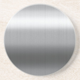 Brushed Stainless Coaster