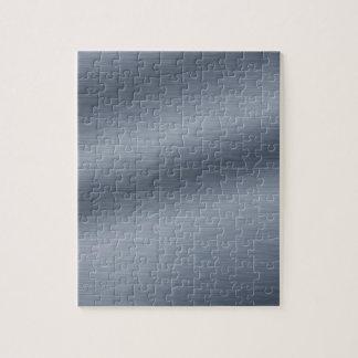 Brushed Steel Background Puzzle