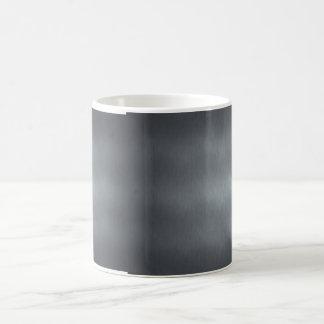 Brushed Steel Coffee Mug