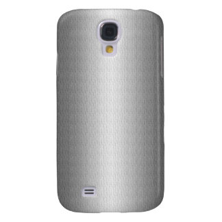 Brushed Steel Metal Samsung Galaxy S4 Case