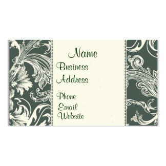 Brushed Swirls Business Card Templates