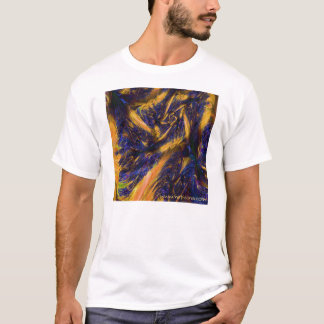 Brushed with gold T-Shirt