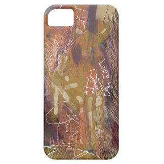 Brushes 001, iPhone SE/5/5s case