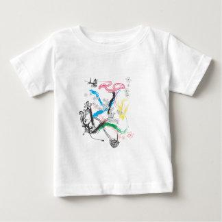 Brushes Baby T-Shirt