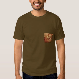 Brushfires of Freedom in the Minds of Men T Shirt