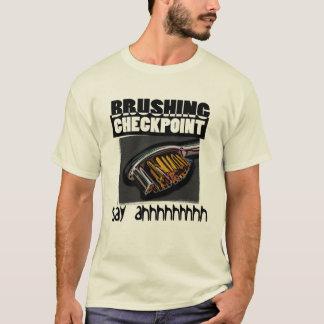 brushing checkpoint T-Shirt