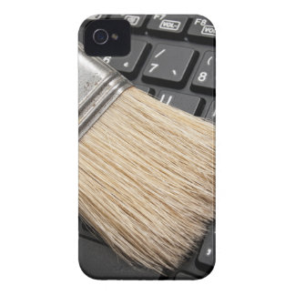 Brushing data Case-Mate iPhone 4 case